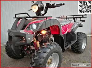 Atv BEMI Grizzly HUMMER 200CVT Full Automatic R10 PRO EXTRA - imagine 1