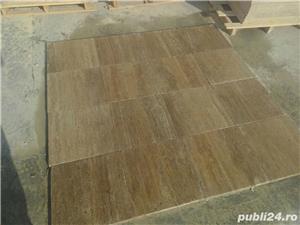 Oferta Pavaj Travertin natural grosime 3cm - imagine 5