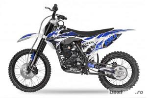 Moto Cross BEMI Hurricane 150cc Off-Road - imagine 3