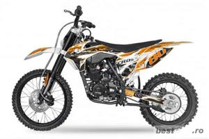 Moto Cross BEMI Hurricane 150cc Off-Road - imagine 2