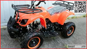 MINI ATV HUMMER 50cc OFERTA livrare GRATIS - imagine 1