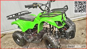 MINI ATV HUMMER 50cc OFERTA livrare GRATIS - imagine 2