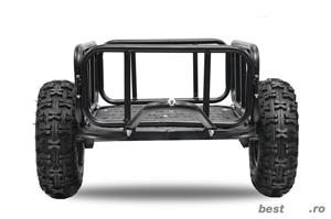 Remorca usoara dupa mini ATV - imagine 6