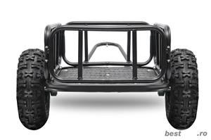 Remorca usoara dupa mini ATV - imagine 4