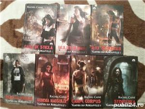 VAMPIRII DIN MORGANVILLE-RACHEL CAINE (7 VOL) - imagine 1