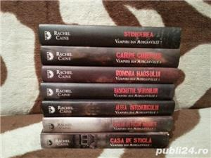 VAMPIRII DIN MORGANVILLE-RACHEL CAINE (7 VOL) - imagine 2