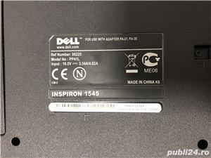 Laptop DELL Inspiron 1545 (Procesor Pentium dual-core 2.20Ghz) - Reducere 20% - imagine 4