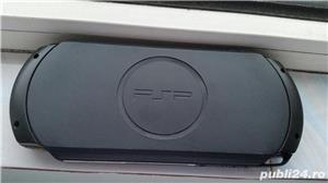 vand psp,playstation portabil ,model E 1004,modat,card,10 jocuri - imagine 7