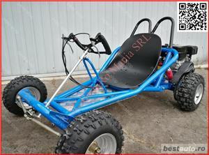GOKart Drift Buggy BEMI 160cc OHV 4T Monster adulti - imagine 1