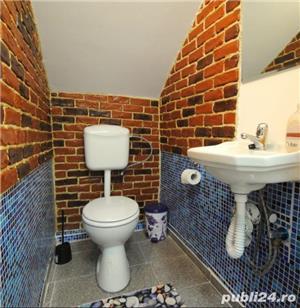 Oferta!!!Proprietar Vand apartament nou amenajat cu 3 camere central la demisol inalt.. - imagine 14