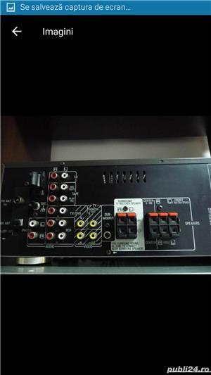 Amplituner Technics Cumpărat NOU ( Receiver AV Amplificator Stație ) - imagine 4