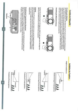Vand proiector LED HBP-3000 Ivolum - imagine 14