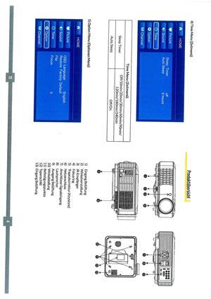 Vand proiector LED HBP-3000 Ivolum - imagine 10