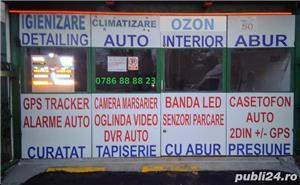 Detailing auto ,curatat  / dezinfectat tapiserii auto cu aburi sub presiune sect.6 - imagine 1