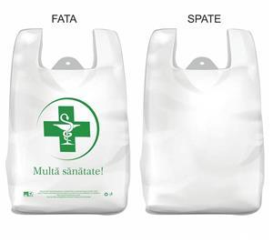 """Pungi 100% biodegradabile - model """"Eco Friendly"""" - imagine 6"""