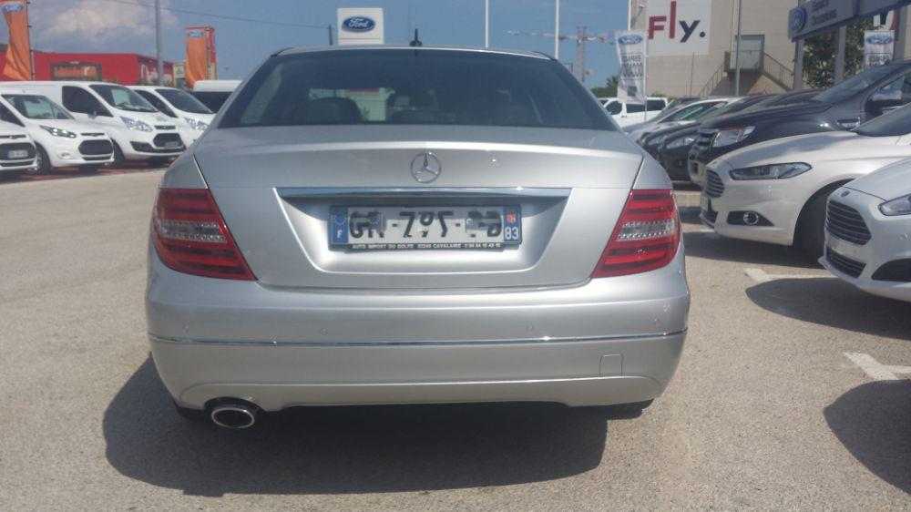Mercedes-benz Clasa C - imagine 9