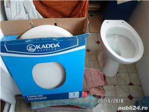 Vand WC NOU Nout cu capac - imagine 4