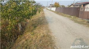 Teren in Golesti,jud.Vrancea,la 3 km de Focsani,deschidere 23 metri la DN2/E85,8euro/mp - imagine 1