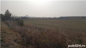 Teren in Golesti,jud.Vrancea,la 3 km de Focsani,deschidere 23 metri la DN2/E85,8euro/mp - imagine 4