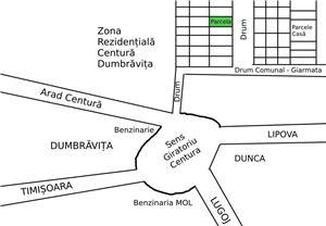 Parcela de casa in Dumbravita, posibil si in rate, IDEAL INVESTITIE - imagine 2