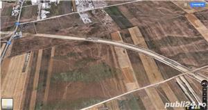 Teren 7083 mp ocolitoarea  centura Brasov Tarlungeni Sacele - imagine 9