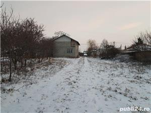 Casa la rosu+teren, Posta, Buturugeni, Giurgiu. - imagine 4