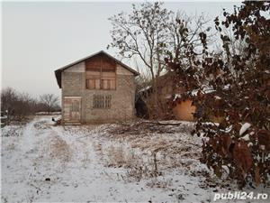 Casa la rosu+teren, Posta, Buturugeni, Giurgiu. - imagine 2
