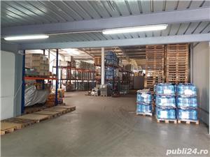 DEPOZIT PALET/ZI & LOGISTICA, ILFOV, DSV, ISO22000 - imagine 4
