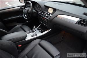BMW X3 F25 3.0d XDrive 4x4, Automat 8+1 304cp(Stage1),An 2012, Km REALI 210.000,Proprietar,Impecabil - imagine 9