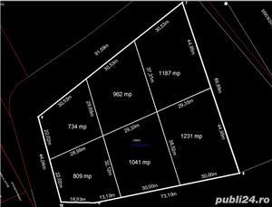 TEREN EXCEPTIONAL INTRAVILAN, PARCELABIL, LATURA NORD PARC CERNELE, LA 500M DIN CALEA SEVERINULUI - imagine 3