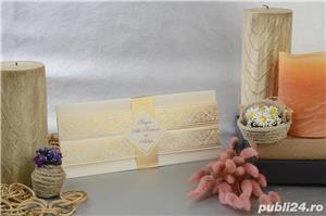 Invitați de nunta / botez schela de limini si fum greu pentru dansul mirilor  - imagine 7
