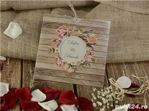 Invitați de nunta / botez schela de limini si fum greu pentru dansul mirilor  - imagine 16