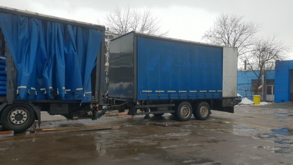 Transport marfa IASI-ROMANIA camion cu lift TIR  - imagine 2