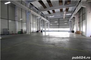 Spatiu industrial de inchiriat 840 m2 - 3,25 Eur/m2 - imagine 2