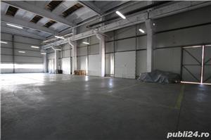 Spatiu industrial de inchiriat 840 m2 - 3,25 Eur/m2 - imagine 3