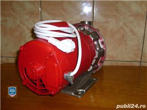 Pompă centrifugă de recirculare, marca Goulds- Made in USA, 230V - imagine 3