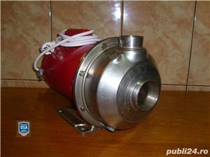 Pompă centrifugă de recirculare, marca Goulds- Made in USA, 230V - imagine 2