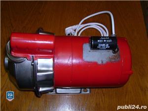 Pompă centrifugă de recirculare, marca Goulds- Made in USA, 230V - imagine 4