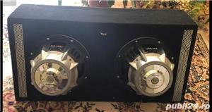 De vanzare tub de bass Peiying Dublu (600w * 2) - imagine 1