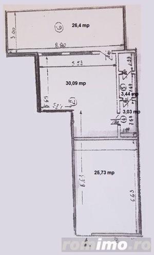 Spatiu comercial de 89 mp de la Piata Rahova. - imagine 1