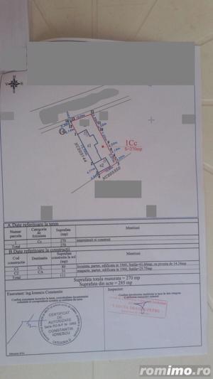 CASA + TEREN 290MP, D+12M, POSIBILITATE EXTINDERE - imagine 8