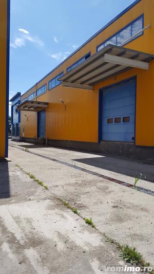 Spațiu industrial de 7,500mp de închiriat în zona Nord - imagine 3