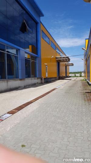 Spațiu industrial de 7,500mp de închiriat în zona Nord - imagine 1
