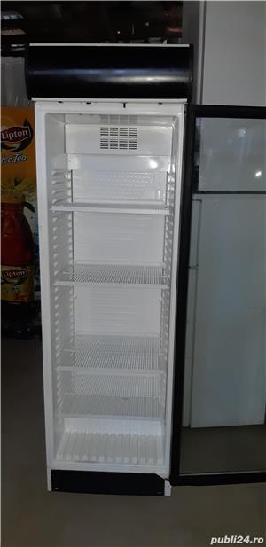 Vitrina/lada frigorifica/ vitrine frigorifice cu geam curbat,noi 2,5m  - imagine 15