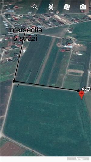 Vànd/Schimb teren 1200 mp cu Autoturism sau ATV - imagine 1