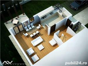 Duplex,la intrare in Mosnita - imagine 5