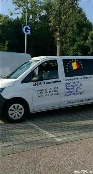 Zilnic!! Zilnic !! de la adresa la adresa Resita Timisoara si Arad pt Austria Germania Belgia ZILNIC - imagine 1