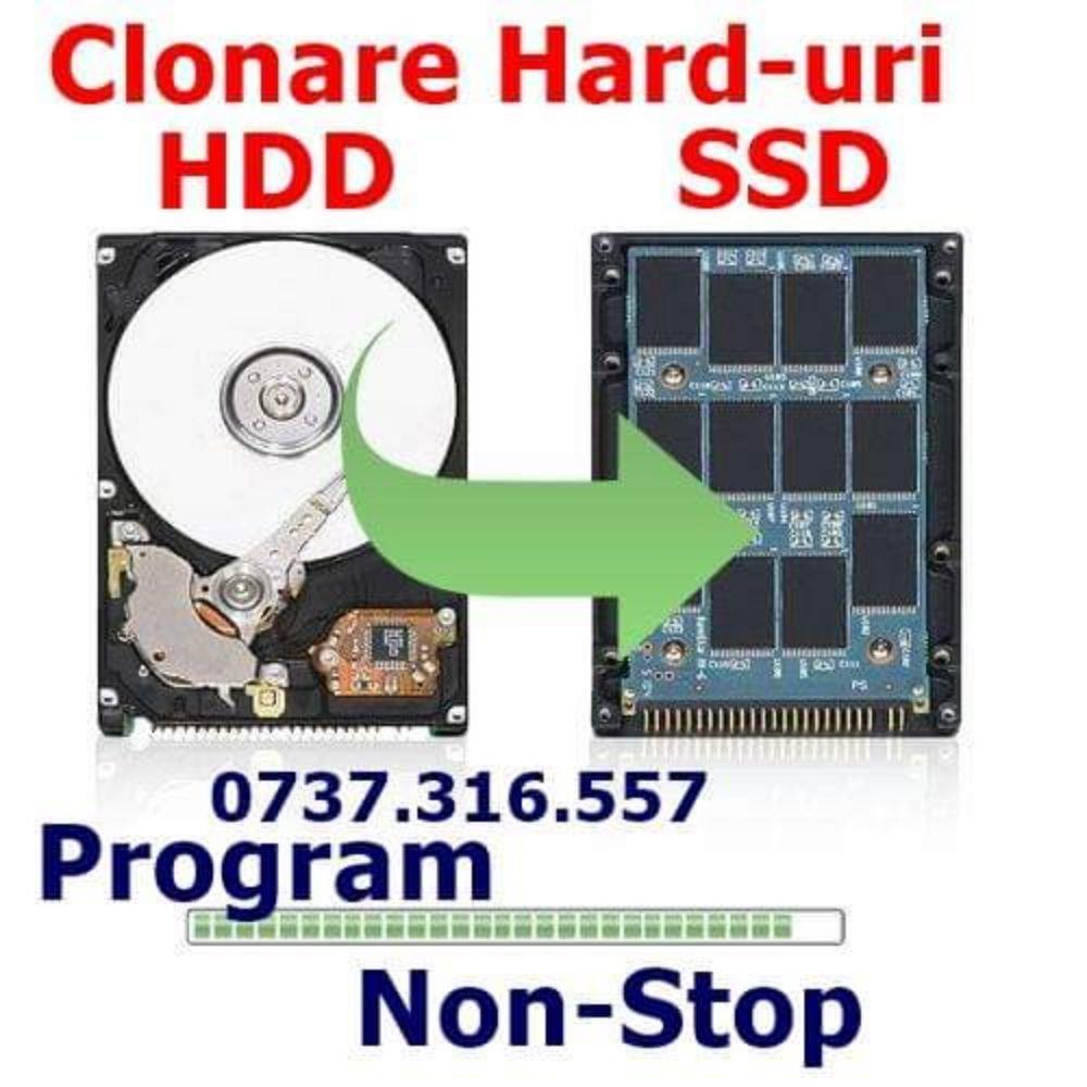 instalez windows pe laptop pc hard uri externe clonare drivere recuperari date oricand - imagine 2