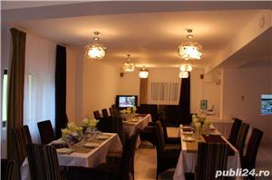 Vanzare - Complex Turistic Rucar-Bran, 22 camere, sala cursuri, sala agrement, restaurant - imagine 4