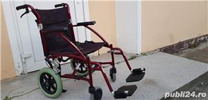 Paturi medicale, carucioare, carje, cadre, scaune toaleta... - imagine 5